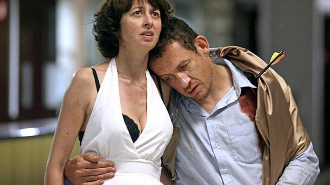 Vidéo –  Dany Boon et Valérie Bonneton: la haine leur va si bien!
