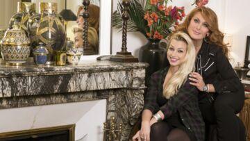 Julie Pietri revient dans un soap opera et présente sa fille