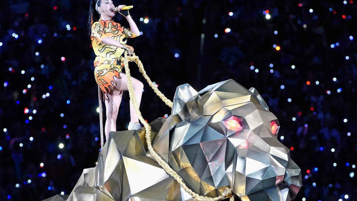 Katy Perry, son incroyable show au Super Bowl