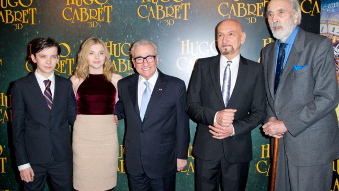 Vidéo- Martin Scorsese, plus star que les stars à Paris