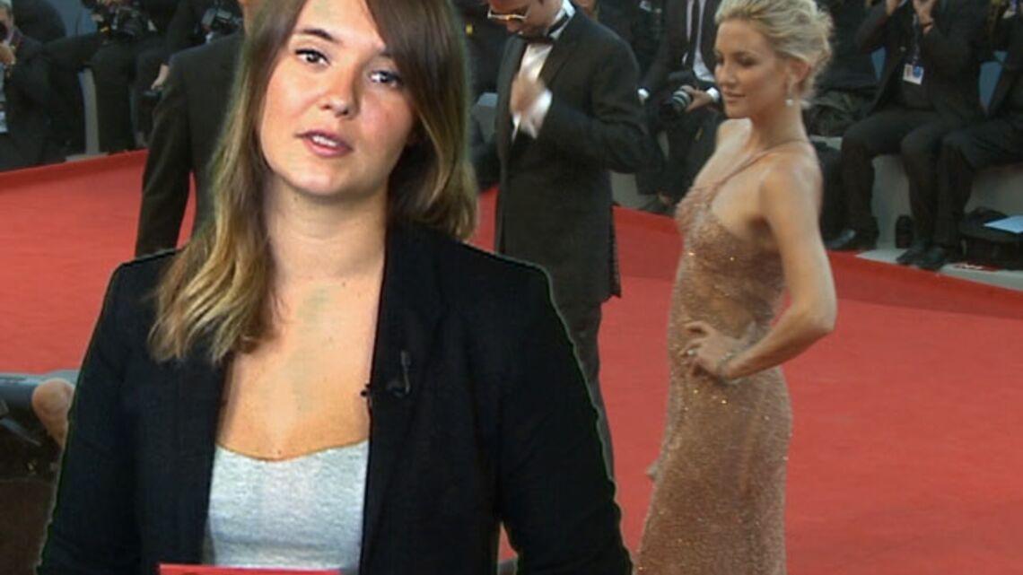 Vidéo- L'oeil sur Hollywood avec Laetitia Casta, Kate Hudson et Nicole Richie