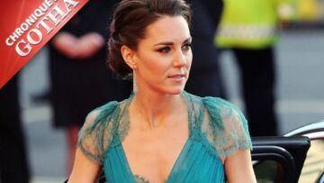 Vidéo – Chronique du Gotha: Kate et la mode