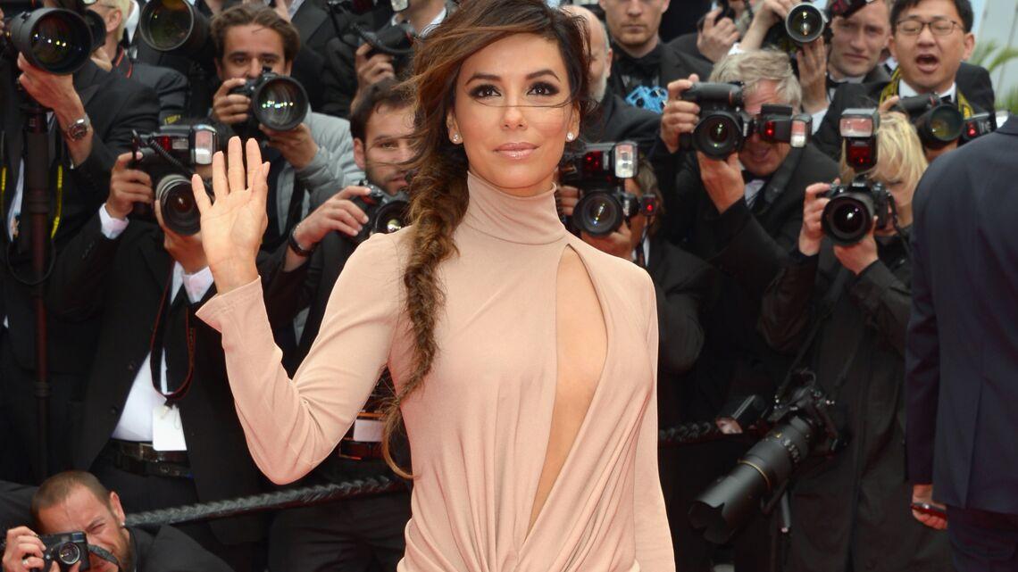 Cannes 2014– Eva Longoria, le soleil du Festival