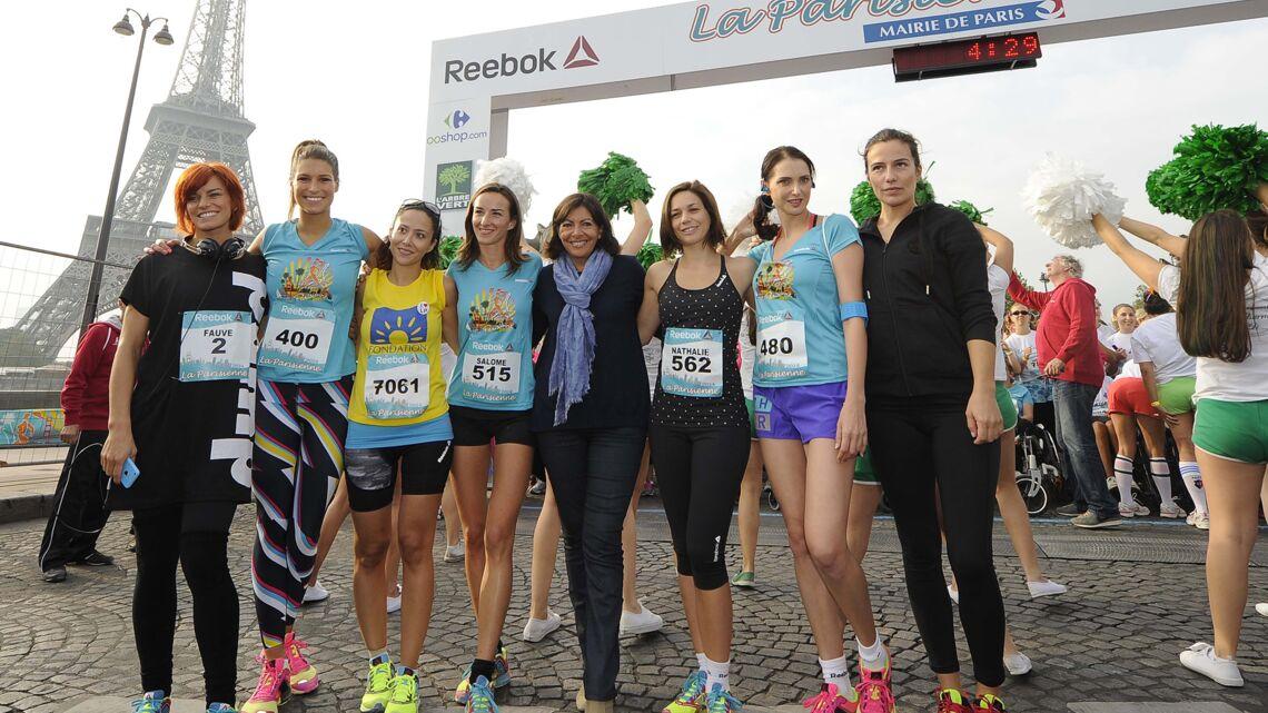 Karine Le Marchand, Nathalie Péchalat… Les Parisiennes dans la course