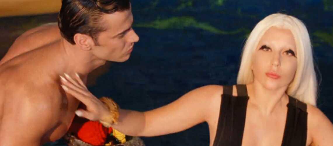 Vidéo- Lady Gaga plus sexy que jamais dans le clip de G.U.Y.