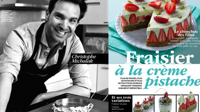 Vid o le brownie fa on michoko de christophe michalak pour gala gourmand gala - Cours de cuisine christophe michalak ...