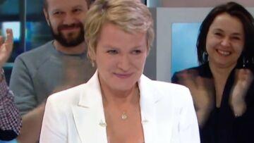Vidéo – Les larmes d'adieu d'Elise Lucet sur France 2
