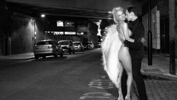 VIDEO- Pamela Anderson complètement nue devant l'objectif de David Lachapelle