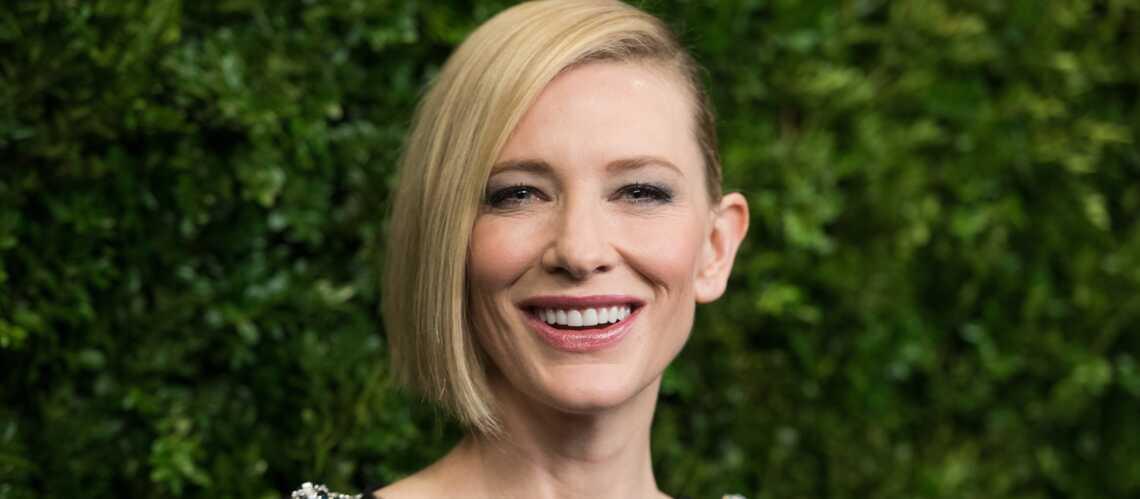 Video – Cate Blanchett, premières images de sa fille adoptive - Gala