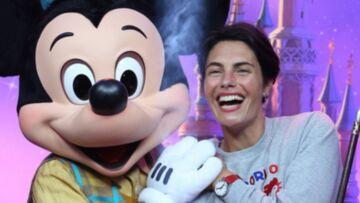 Vidéo- Alessandra Sublet, sous le charme de Mickey et le Magicien