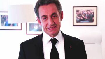 Nicolas Sarkozy adresse ses voeux comme un président
