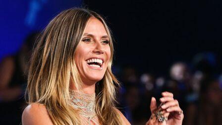 Heidi Klum   le lancement de sa ligne de vêtements avec l enseigne Lidl 11f419fd809