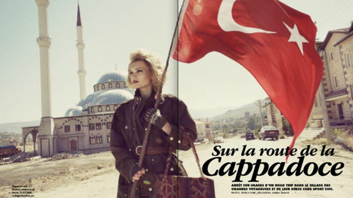 Making-of: La mode sur la route de Cappadoce
