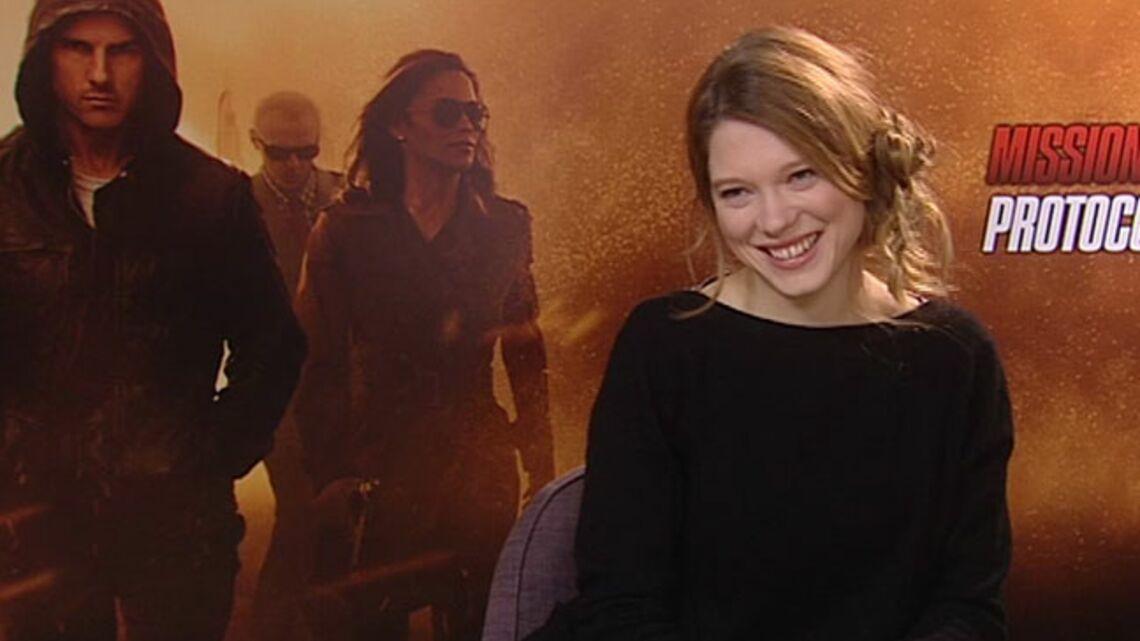 Vidéo- Mission Impossible: Léa Seydoux affronte Tom Cruise