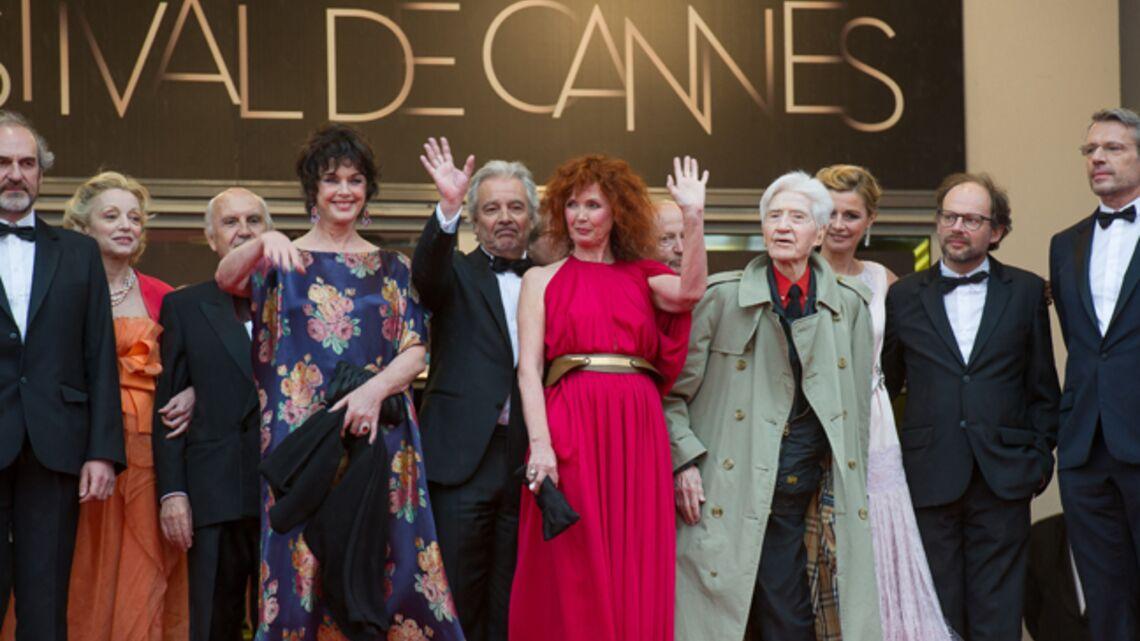 Rétro Cannes 2012 – Les chouchous d'Alain Resnais sur les marches