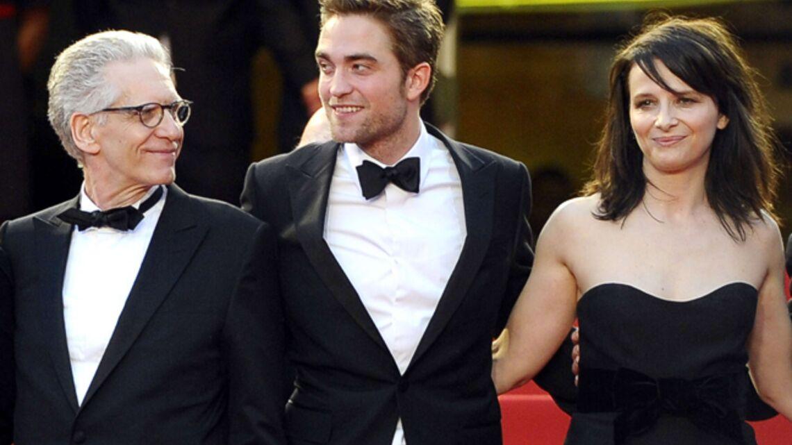 Cannes 2012 – Juliette Binoche et Robert Pattinson: Cosmopolis à Cannes