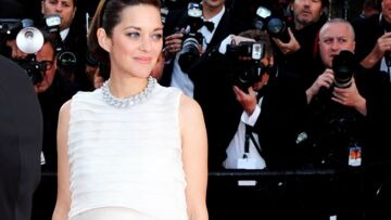 Cannes 2014– Marion Cotillard illumine le tapis rouge