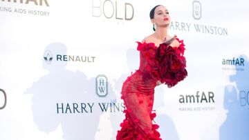 Cannes 2016 – Katy Perry: alerte rouge au gala de l'amfAR