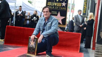 Vidéo- Tarantino inaugure sa bonne étoile
