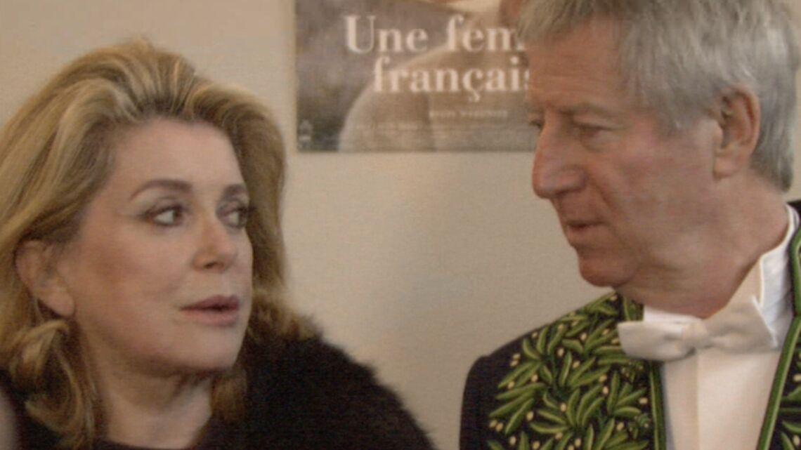 Vidéo- Régis Wargnier, adoubé par Catherine Deneuve
