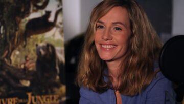 Vidéo – Cécile de France, maman louve