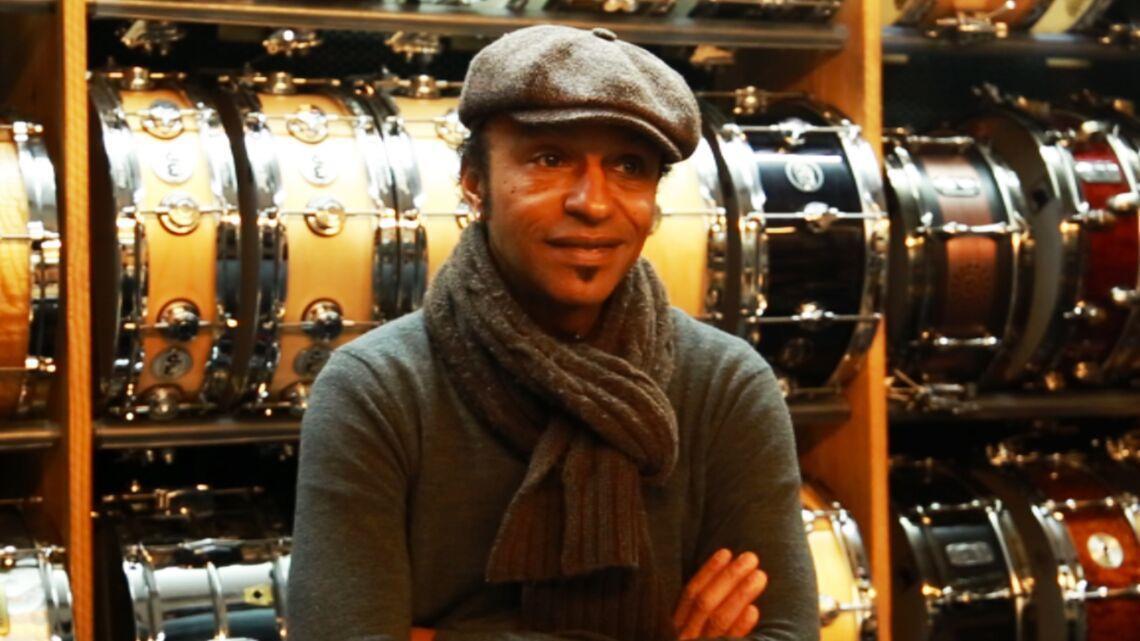 Vidéo- Manu Katché: «Musicien c'est plus cool que chanteur»