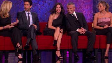 Vidéo- Friends: premières images de leur retrouvailles