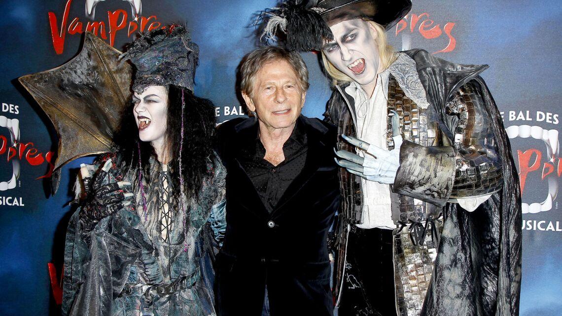 Roman Polanski reçoit ses amis au Bal des Vampires