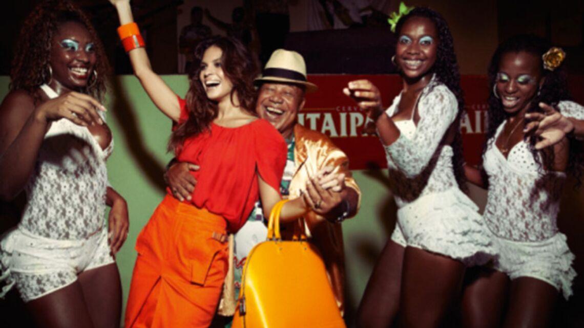 Vidéo- Une samba d'accessoires pour la mode de Gala