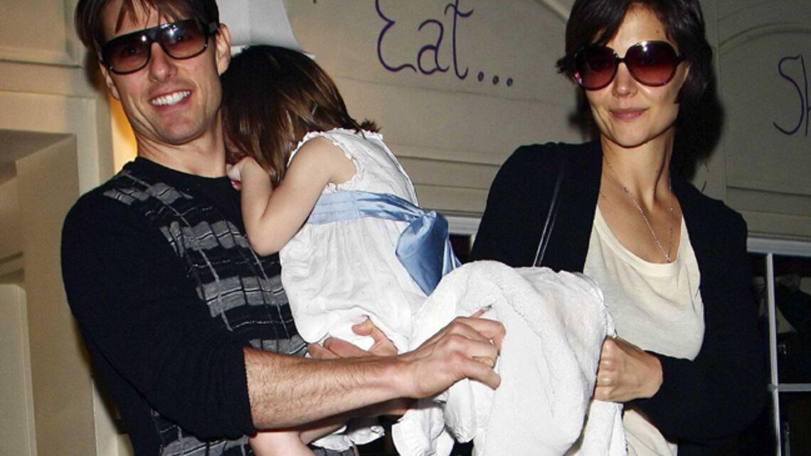 Vidéo- Katie Holmes et Tom Cruise: revivez le film de leur vie
