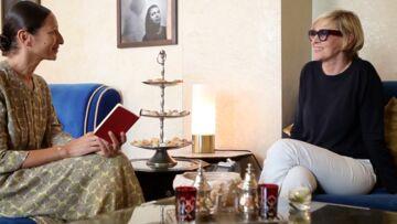 Un thé avec Chantal Ladesou