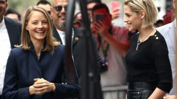 Vidéo- Jodie Foster a enfin son étoile