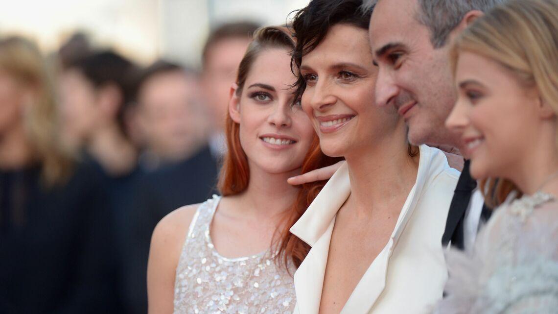 Cannes 2014 – Kristen Stewart, Juliette Binoche, Chloé Moretz: a girl's night