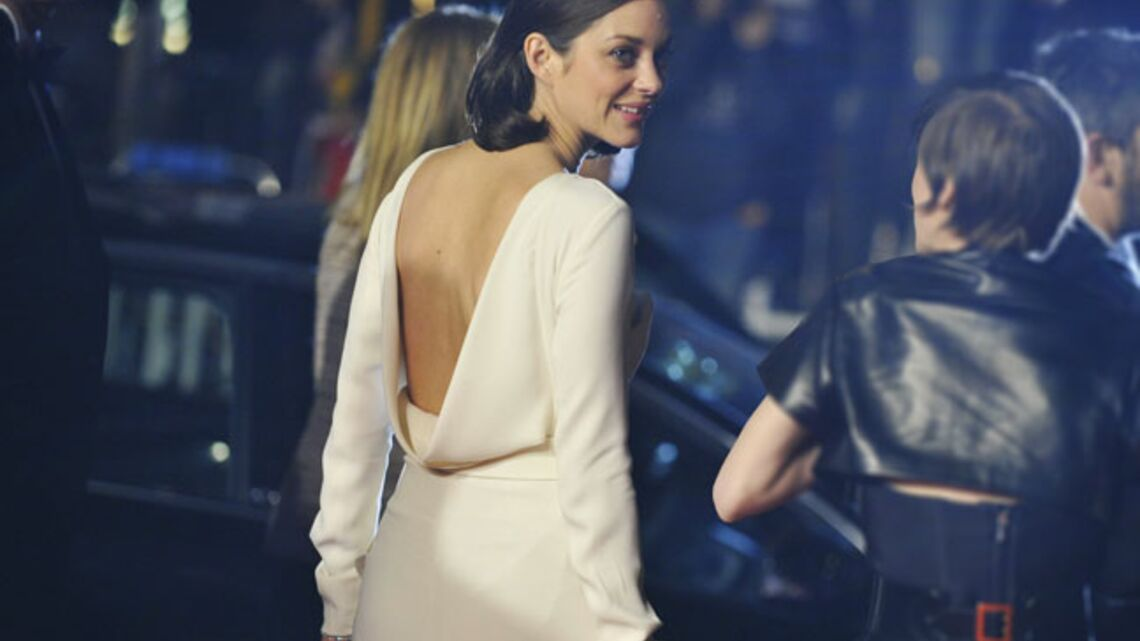 Vidéo- Marion Cotillard superstar à Cannes