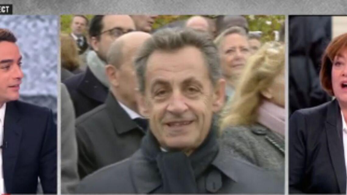 VIDEO – Carla Bruni moquée par Nathalie Saint-Cricq après ses propos sur son mari Nicolas Sarkozy