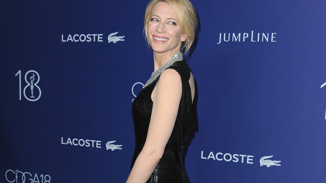 Vidéo – Cate Blanchett honore les Costume Designers Guild Awards
