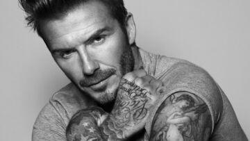 Vidéo – David Beckham, gentleman tatoué pour Biotherm Homme