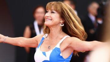 Festival de Monte-Carlo: Jane Seymour éblouissante sur le tapis rouge