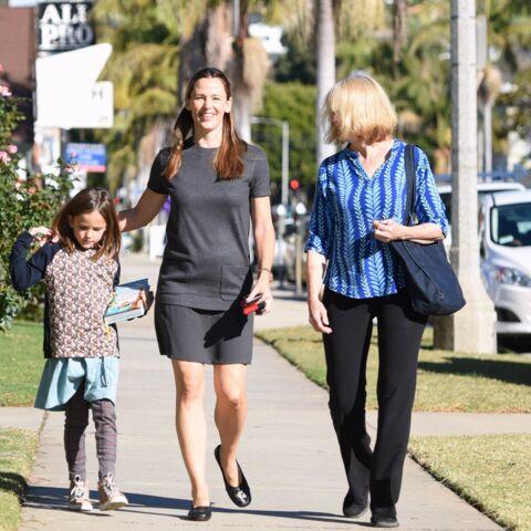 Vidéo – Jennifer Garner, tout sourire aux côtés de la mère de Ben Affleck