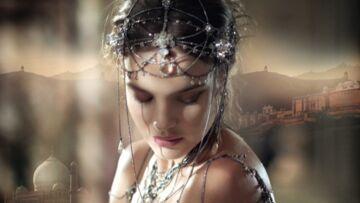 Vidéo – Natalia Vodianova dans le sillage de Shalimar