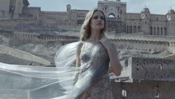 Vidéo – Natalia Vodianova sublime pour Guerlain