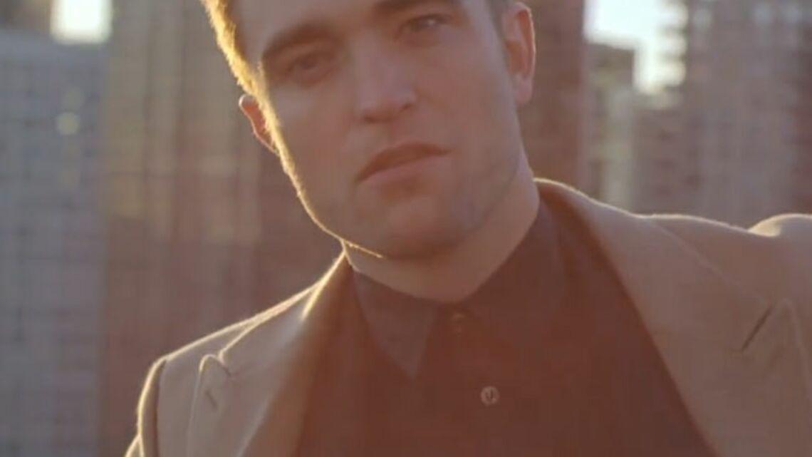 Vidéo – Robert Pattinson envoûtant pour Dior