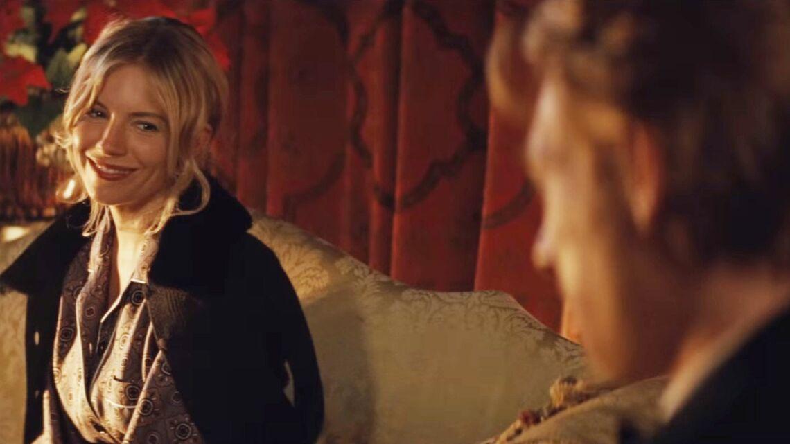 VIDEO – Bientôt un film avec Sienna Miller adapté de la campagne de Noël Burberry?
