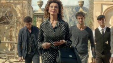 Sophia Loren, maître d'oeuvre de charme pour Dolce Rosa Excelsa