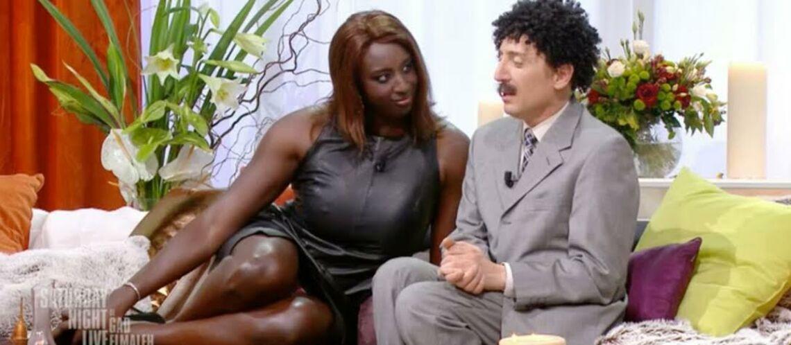 VIDEO – Qui est Ahmed Sylla, qui a parodié Karine Le Marchand dans Saturday Night Live?