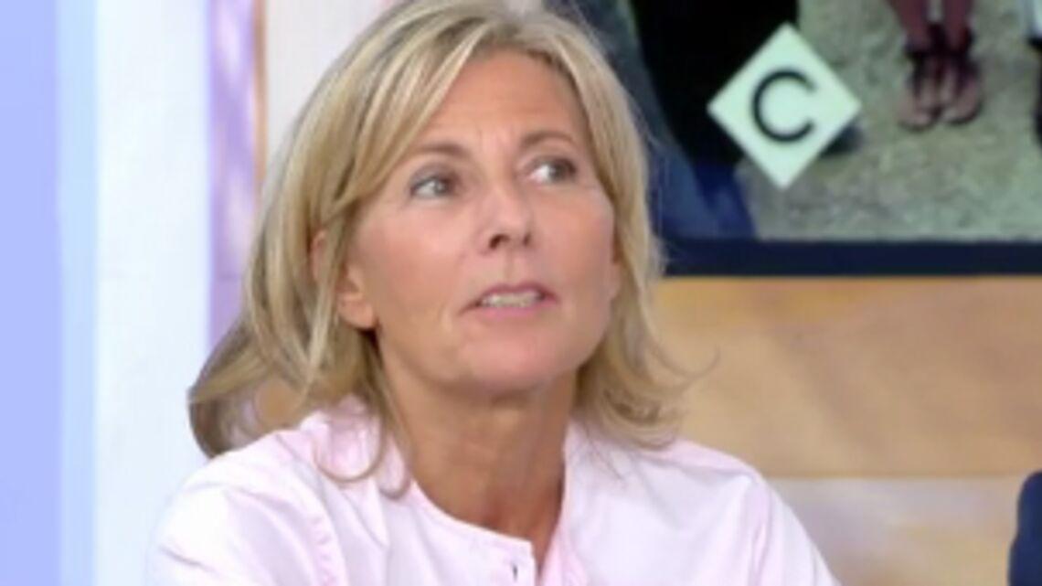 VIDEO – Claire Chazal évoque son amitié de «trente ans» avec François Hollande