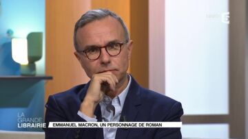 "VIDEO – ""Emmanuel Macron gérontophile"" : Philippe Besson cartonne Eric Brunet"