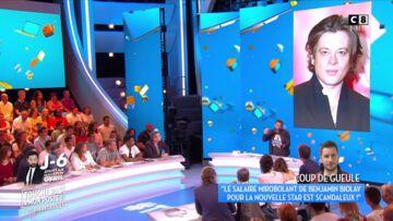 Benjamin Biolay dément être payé 500.000 euros pour Nouvelle star