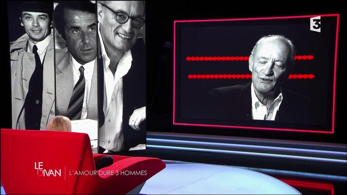 VIDEO – Quand Pascal Desprez, le mari de Mireille Darc, expliquait sa relation avec Alain Delon