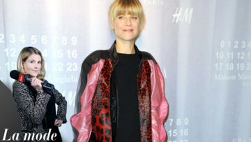 La Mode by Gala – Marina Foïs au lancement Margiela pour H&M
